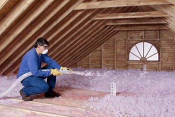 St. Louis Home Insulation Installation