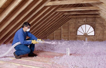 St. Louis Home Insulation Contractor