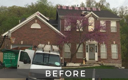 St. Louis exterior remodel contractor