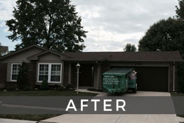 St. Louis roofing and siding renovation