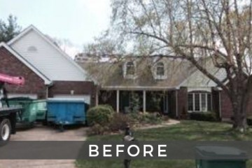 St. Louis roof installation