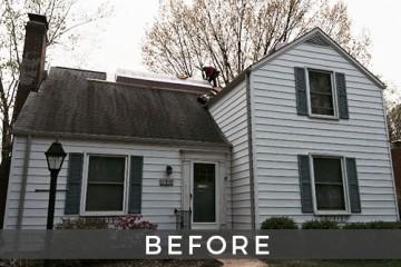 St. Louis exterior renovation