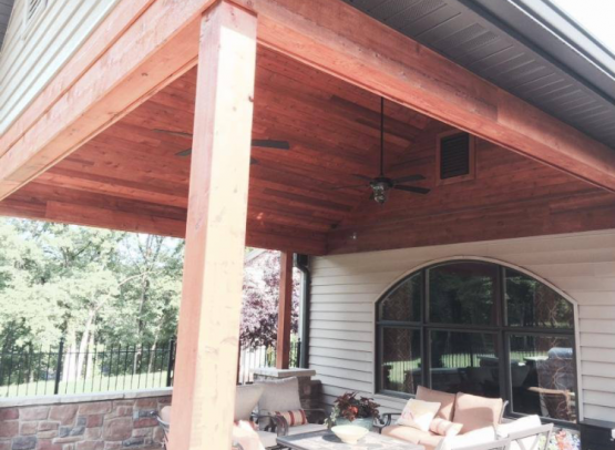 St. Louis porch addition contractor