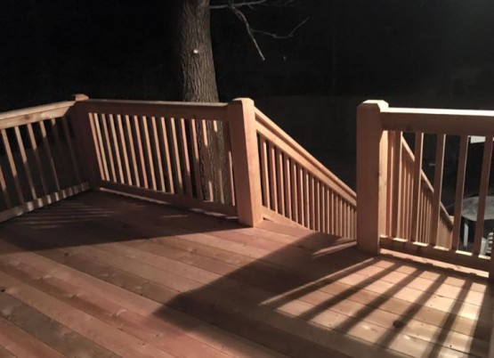 St. Louis wood deck contractor