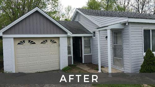 St. Louis home exterior renovation