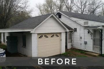 St. Louis exterior renovation remodel