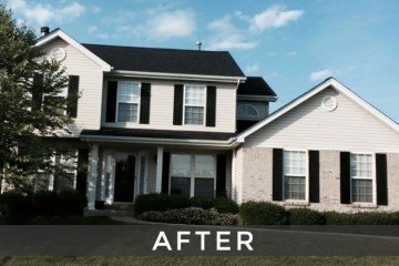 St. Louis roofing installation